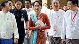 In Myanmar, new parties challenge Suu Kyi's grip on power