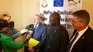 Début de la mise en œuvre de la troisième composante du Programme d'appui à l'intégration socio-économique des jeunes (INTEGRA) en Guinée