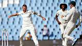 Steyn bags four wickets as S Africa claim first innings lead