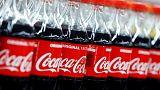 Coca-Cola tops sales estimates
