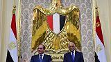 برلمان مصر يوافق مبدئيا على تعديلات دستورية تتيح بقاء السيسي رئيسا حتى 2034
