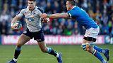 Scotland centre Jones set to miss rest of Six Nations