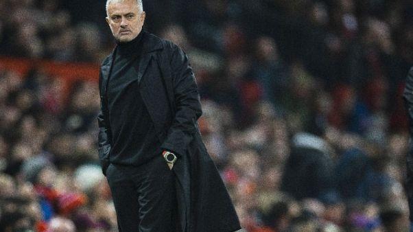 Esonero Mourinho, a United costa 22 mln
