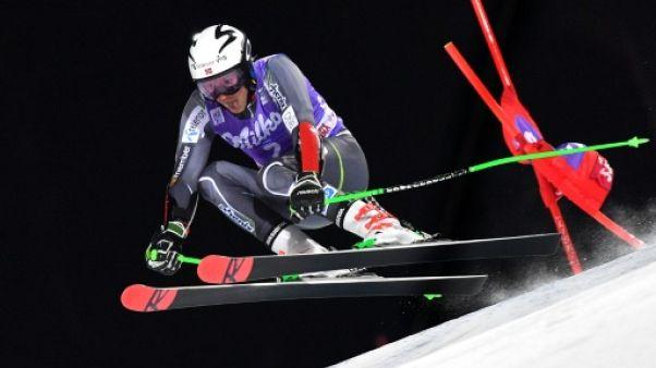 Mondiaux de ski alpin: Kristoffersen, la fureur du volcan norvégien
