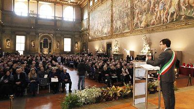 S.Valentino, festa nozze oro 1200 coppie