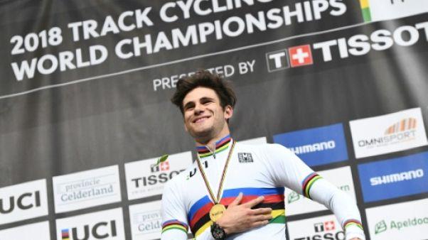Tour de La Provence: victoire de l'italien Filippo Ganna (Sky)sur la 1re étape