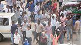 شهود: قوات الأمن السودانية تعتقل محتجين في وسط الخرطوم