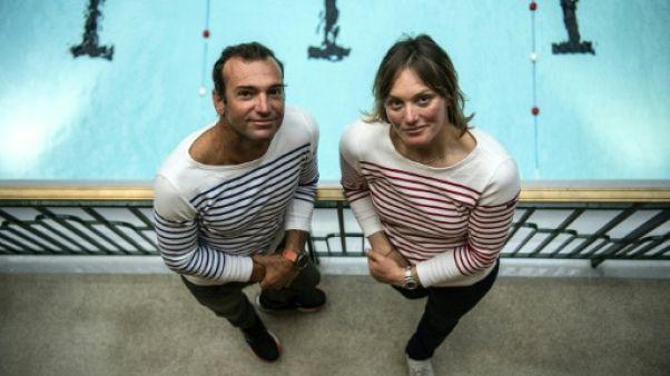 Sail GP: Marie Riou et Billy Besson, une entente parfaite pour une course du feu de dieu