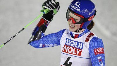 Mondiali sci: gigante a slovacca Vlhova