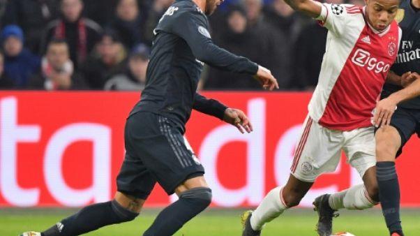 Carton jaune de Sergio Ramos: l'UEFA ouvre une enquête