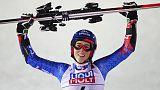 Vlhova takes giant slalom gold, Shiffrin bronze