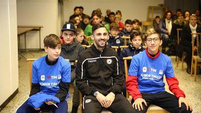 Junior Tim Cup fa tappa a Udine