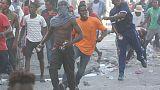 رئيس هايتي يرفض التنحي رغم احتجاجات عنيفة