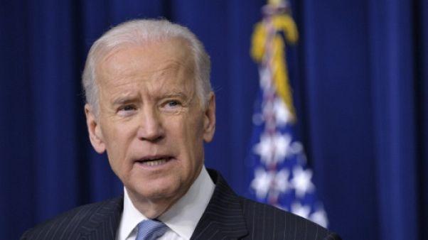 Joe Biden, le 13 décembre 2016 à Washington