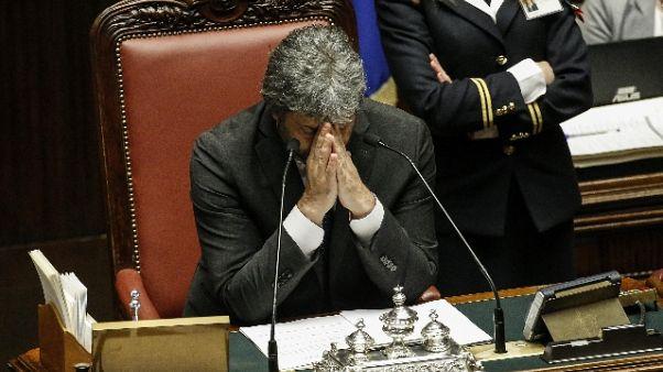 """Fico, scusato solo per """"arrivederci"""""""