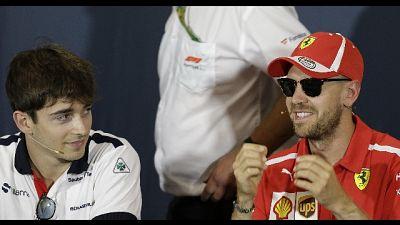 F1: Leclerc, sarà avventura incredibile