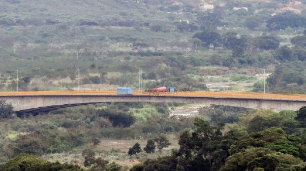 Venezuela: l'organisation de l'aide humanitaire se précise