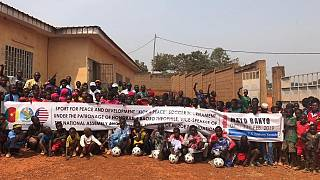 Kick4Peace – Promoting Tolerance among Youth through Football