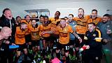 Newport boss aiming to pull off historic FA Cup upset against Manchester City