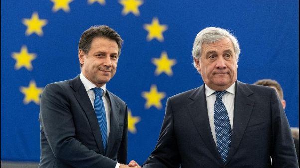 Tajani, Roma dica se vuole uscire da Ue