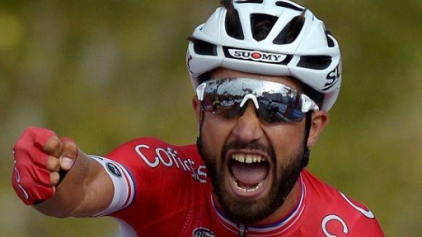 Cyclisme: Bouhanni vise une victoire d'étape à Oman et espère être au Tour de France