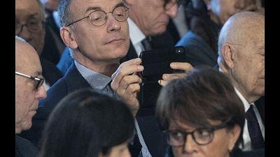 E. Letta scherza su libro di Renzi