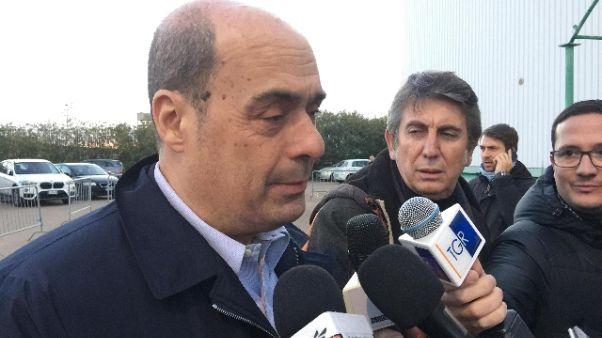 Zingaretti, serve svolta green economia