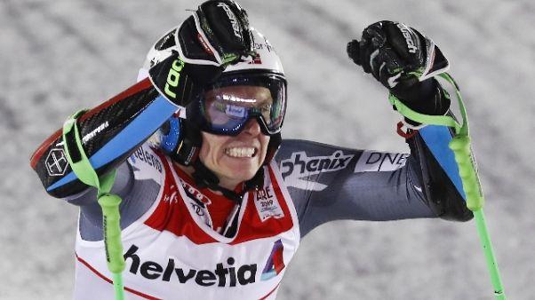 Mondiali sci: Kristoffersen oro gigante