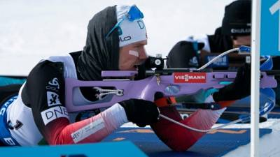 Biathlon: Christiansen remporte le sprint de Soldier Hollow, Desthieux 2e