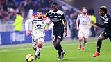 Fekir gives Lyon 2-1 win against Guingamp