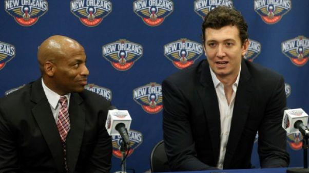 NBA: la Nouvelle-Orléans limoge son manageur général, affaibli par l'affaire Davis