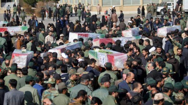 L'Iran accuse le Pakistan de soutien à un groupe derrière un attentat meurtrier