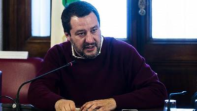 Salvini, sgombereremo la baraccopoli