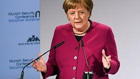 Les efforts de désarmement doivent inclure Etats-Unis, Russie, Europe et Chine, selon Merkel