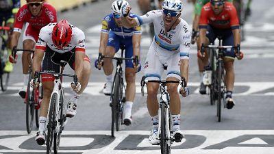 Ciclismo: Oman, prima tappa a Kristoff
