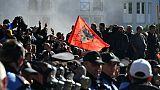 Albanie: manifestation tendue contre le Premier ministre