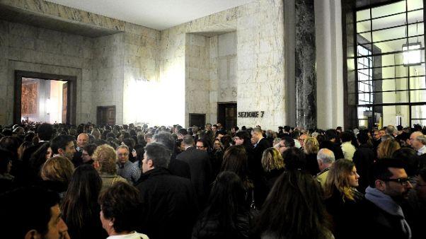 Truffa milionaria: udienza,mille vittime