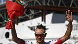 Tour d'Oman: Kristoff s'impose en habitué, Coquard et Bouhanni sur le podium