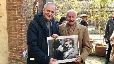 Zuppi e Bertinotti rileggono Guareschi