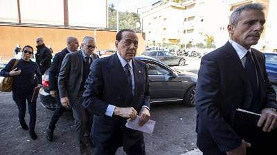 Berlusconi, più lavoro e meno vincoli