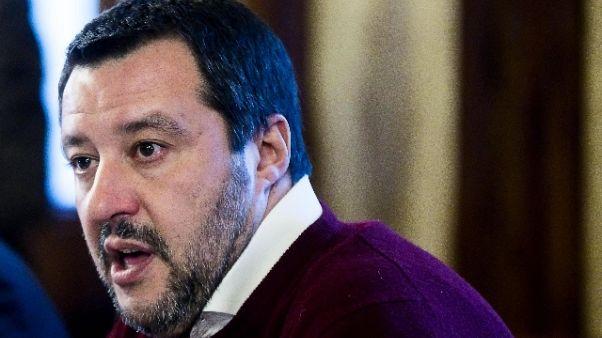 Diciotti: Salvini? sono tranquillissimo