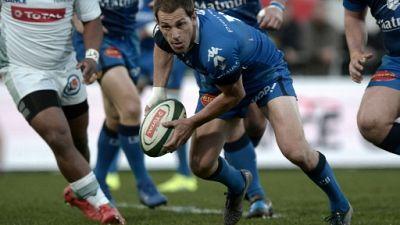 Top 14: Castres confirme son renouveau à Pau