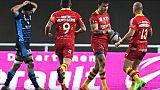 Top 14: Perpignan se réveille et assomme Montpellier