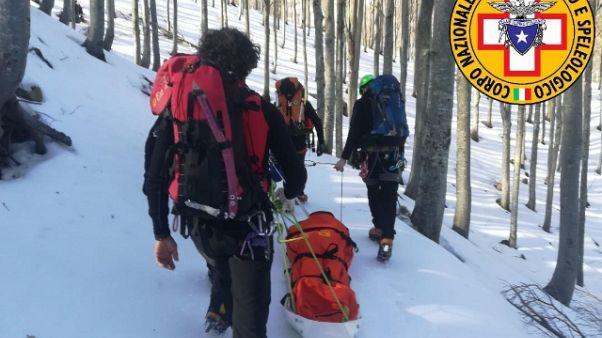 Precipita su Alpi Apuane, muore 43enne