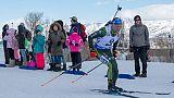 Biathlon: Fillon-Maillet double la mise à Soldier Hollow