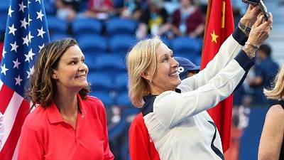 Navratilova ribadisce no ad atlete trans