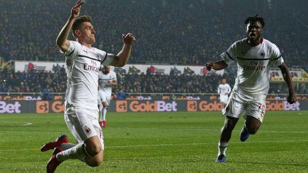 Di Francesco, Milan rivale per Champions