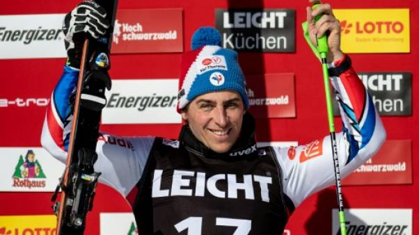 Ski-cross: Chapuis remporte l'épreuve de coupe du monde de Feldberg