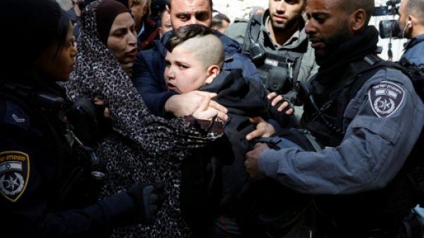 A Jérusalem, des Palestiniens expulsés de chez eux au profit de colons israéliens