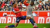 Lille cale contre Montpellier après cinq succès consécutifs en L1